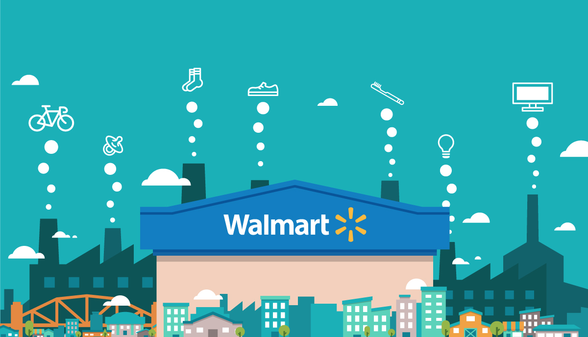 Walmart May use Crypto Payments To Improve Energy Distribution