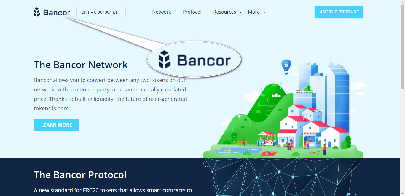 "Bancor is ""Back Online...Will Add Tokens Gradually"""