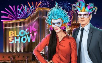 BlockShow by Cointelegraph is Debuting in Vegas with BlockShow Americas 2018