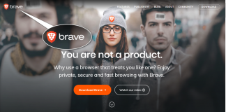 Creator OF Javascript Records Over 3 Million Users On His Crypto Sponsored browser Brave
