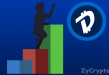 Digibyte (DGB) Is World's 33rd Largest Crypto On UTRUST Integration