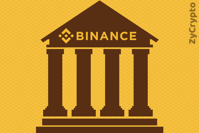 Crypto Exchange Binance Backs World's First Tokenized Bank In Malta