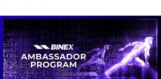 Revolutionary Crypto Exchange, Binex.Trade Launches Brand Ambassador Initiative