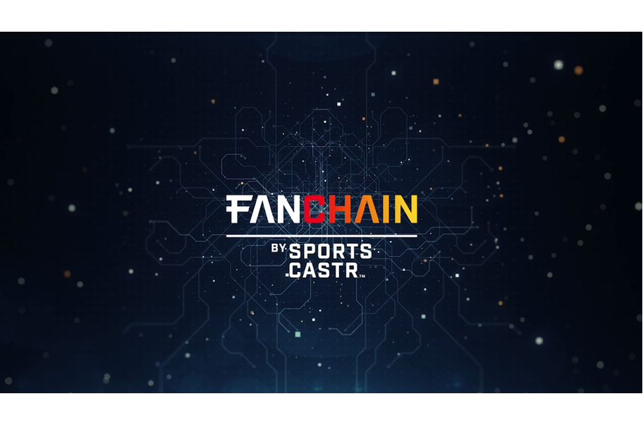 SportsCastr-Backed FanChain Cryptocurrency for the Global Sports Market Begins Private Presale