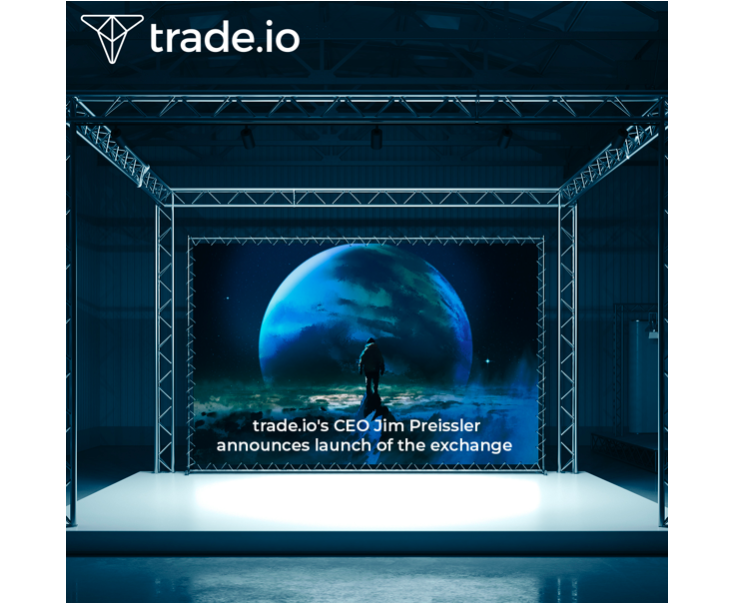 It's Official: The Revolutionary Trade.io Cryptocurrency Exchange Goes Live on July 17