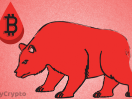 Bearish Trend Continues; Bitcoin's Bloodbath Stretched For A Third Day, Is This The End?