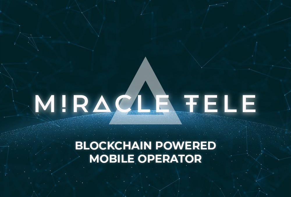 Miracle Tele Releases Details of its TELE Token Generation Event, Token Holders to Get Lowest Call Rates