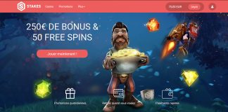 Stakes Casino Reviews 2018: Online Casino