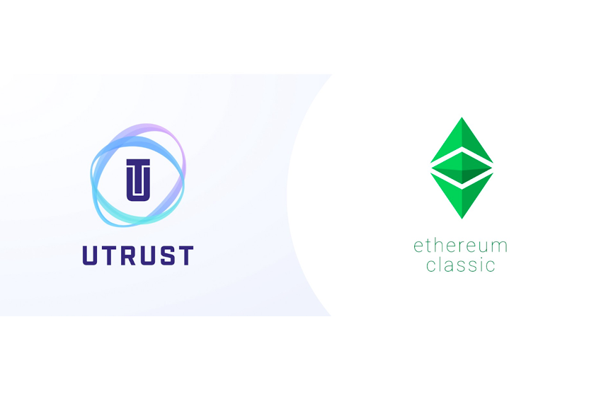 UTRUST Collaborates With Ethereum Classic Development Team On Payments