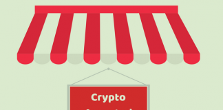 Wow! ; Cryptocurrencies Now acceptable In A Local Market In Kiev, Ukraine