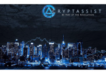 Cryptoassist Blockchain Project Extend Token Sale Deadline to November 1, 2018
