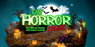 The Horror Trail leads you to €50,000 and a trip for two to Bali!