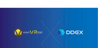 ImmVRse (IMVR) Now Live On DDEX Decentralised Exchange