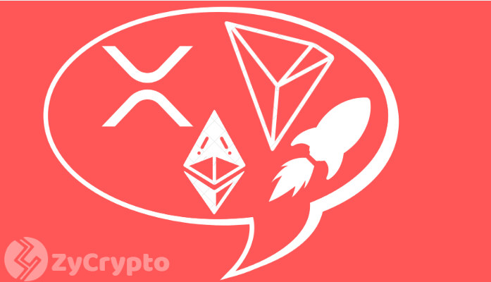 Top 4 Most Talked About Cryptocurrencies of September 2018