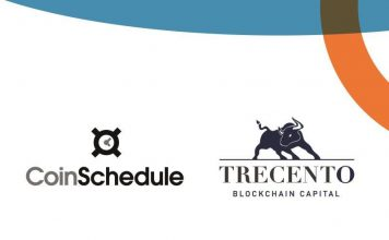 Trecento Blockchain Capital and Coinschedule to Launch a Joint Fund To Invest In The Most Promising Token Offerings And Equity-Based Blockchain Projects