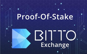 BITTO launches world's first cryptocurrency exchange with ERC20 Proof of Stake