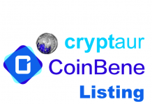 Cryptaur (CPT) Set To Get Listed On Asia's CoinBene Cryptocurrency Exchange