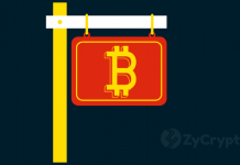 Crypto Miracle: There's A Bitcoin Ad Somewhere At A Subway Station In Beijing, China