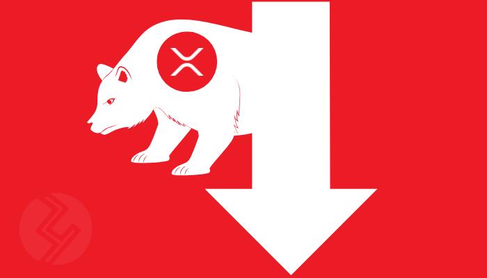 Ripple (XRP) Price Analysis, Bears Take Control Of The Market
