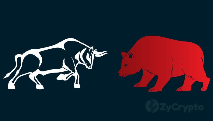 Bitcoin (BTC) Price Analysis, Bull-Bear Battle rages on as Currency Struggles To Maintain $4k