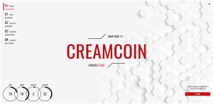 CREAMcoin Hard Fork and Swap to Code Version 0.17.1.0