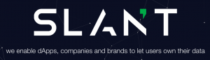 Slant Launched to Enable data Privacy via Blockchain Technology
