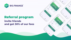 EO.Finance Launches Highest Paying Crypto Referral Program of 2019