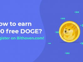 Introducing Bithoven: The New Cool Crypto Exchange That's Dishing Out Free Dogecoins