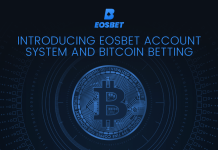 EOSBet Launch Account System and Bitcoin Betting to Foster Mass Adoption