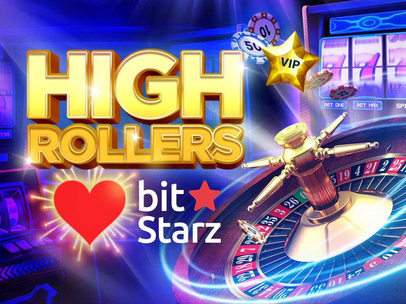 New VIP Improvements Makes BitStarz the New Mecca for Highrollers!