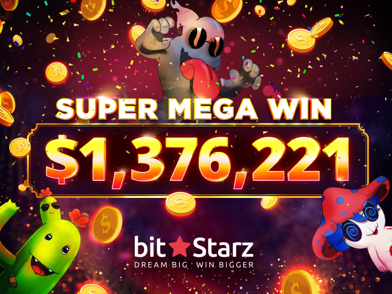 A Record-Breaking win at BitStarz – Player wins $1.35 Million!