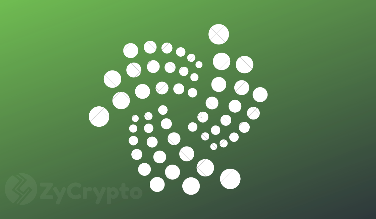 Adoption: Customers can now pay with IOTA in Stores that Accept Apple Pay and Samsung Pay following Zeux Integration