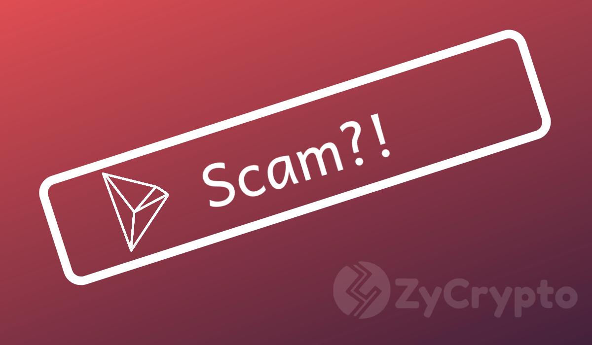 Justin Sun In Hot Water After Tesla Winner Accuses Tron Of Scamming Him