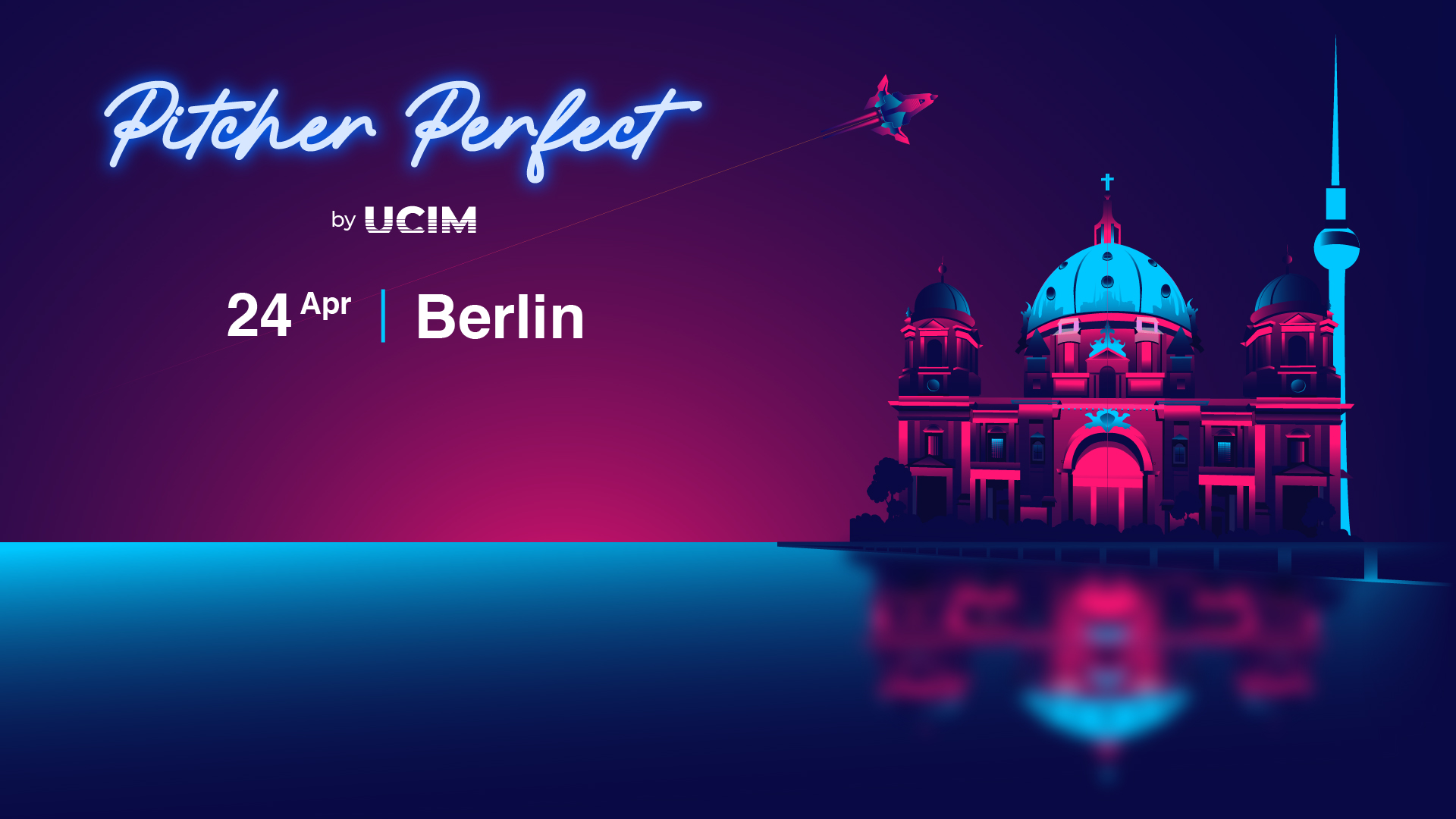 Pitcher Perfect to Unite the Blockchain Community at Berlin