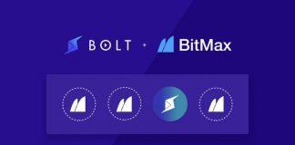 BitMax.io (BTMX.com) Announces Primary Listing Partnership with BOLT