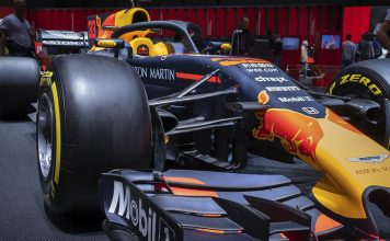 Formula 1 Goes Into Blockchain