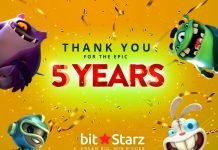 Huge promotions, mega-wins, and no withdrawal limits – BitStarz does it all!