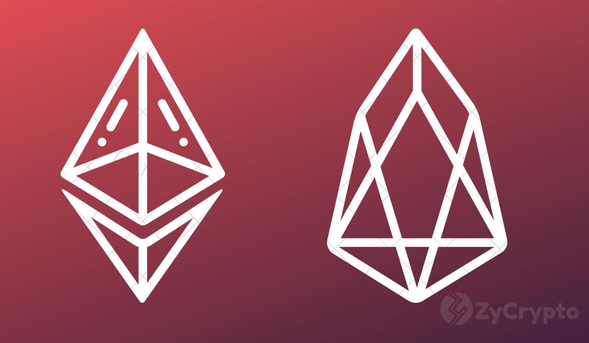 Ethereum vs EOS: The Neverending Battle