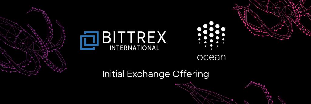 Ocean Protocol Announces Details of Their Borderless Data Sharing Platform On Bittrex