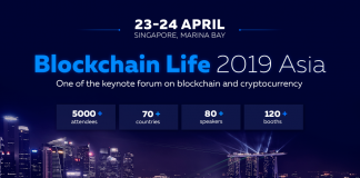 Over 3000 Attendees Gathered at Blockchain Life forum in Singapore