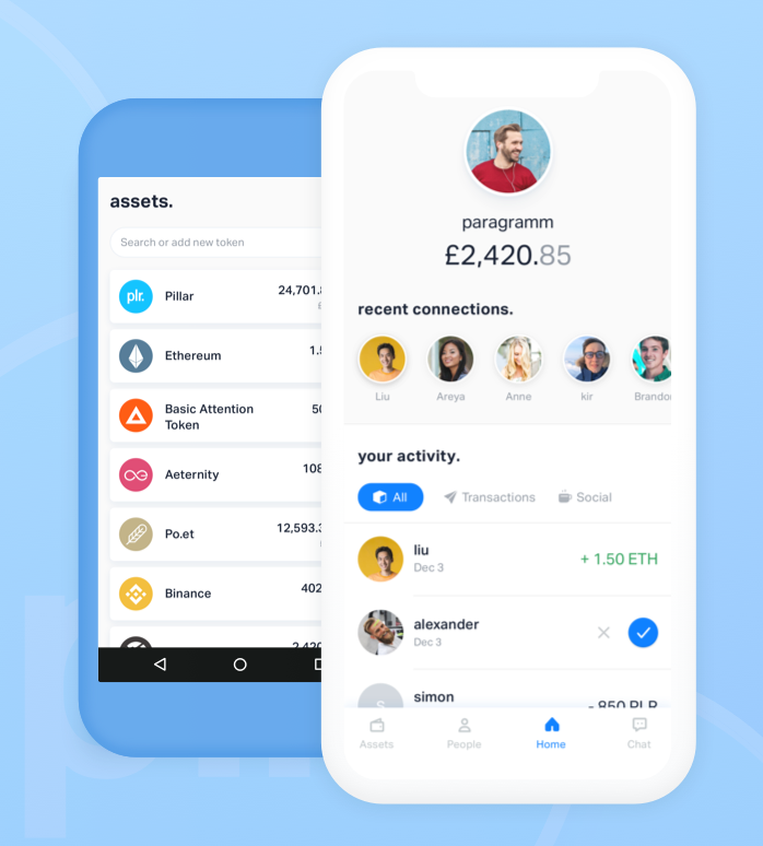 Pillar Wallet Introduces its Mobile Wallet to Enable Users Their Tokens Better