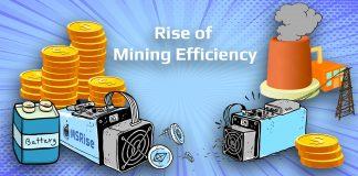 Rise of Mining Efficiency
