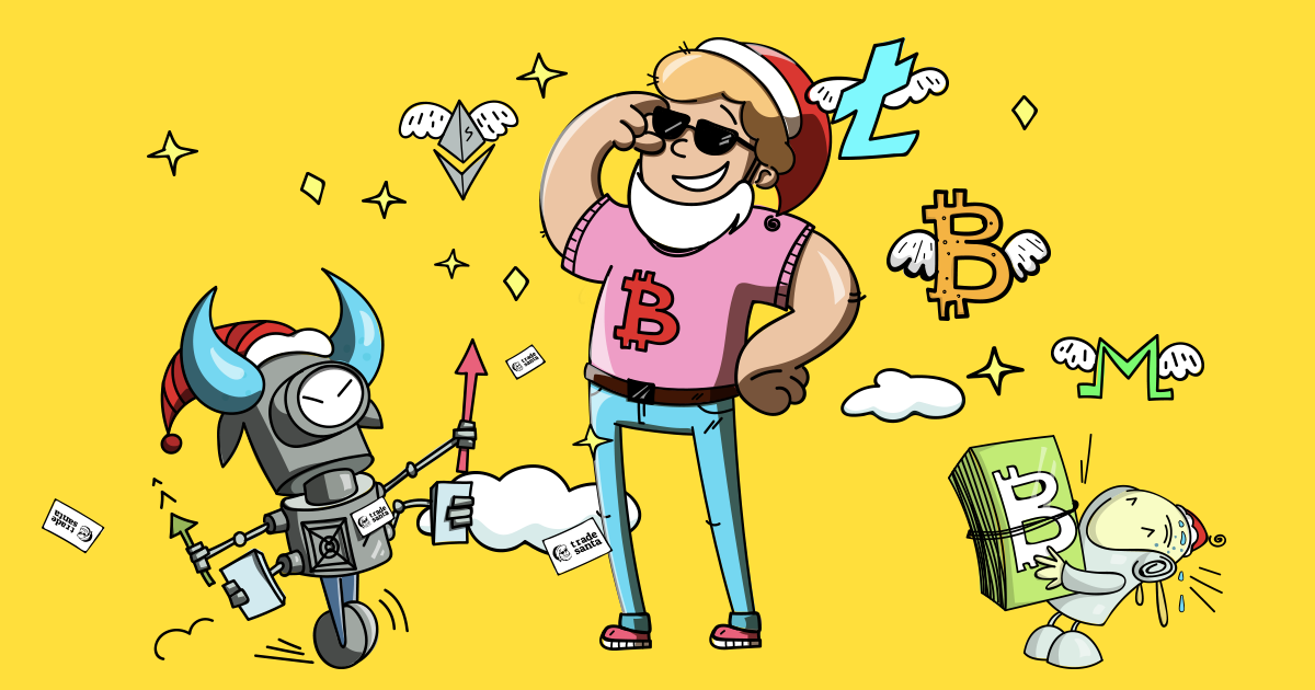 Save Your Precious Time: TradeSanta For Profitable Automated Crypto Trading