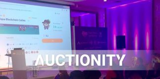 Auctionity makes record sale on its platform