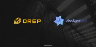 DREP to Partner with Dubai Blockchain Solution Provider Block Gemini and Support Dubai's 2020 Blockchain Strategy