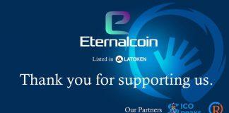 Eternalcoin Initial Exchange Offering Now Live on Latoken