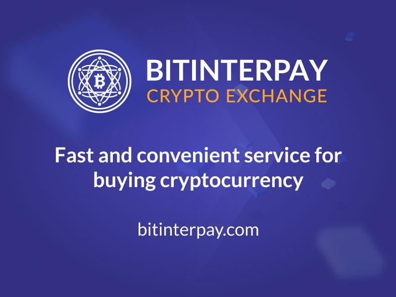 Introducing Bitinterpay.com - the Secure Exchange Offering 0% Commissions
