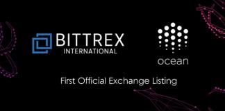 Ocean Protocol Token [OCEAN] Now Trading on Bittrex International Digital Asset Platform