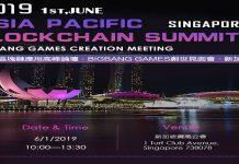 Big Bang Games Hosting 2019 Asia Pacific Blockchain Summit