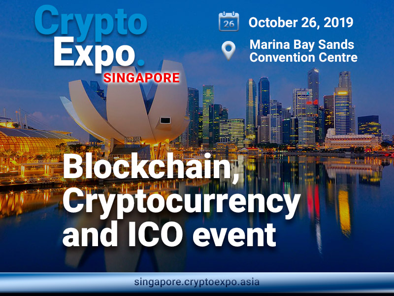 Crypto Expo Asia -2019 The major event in a crypto-world